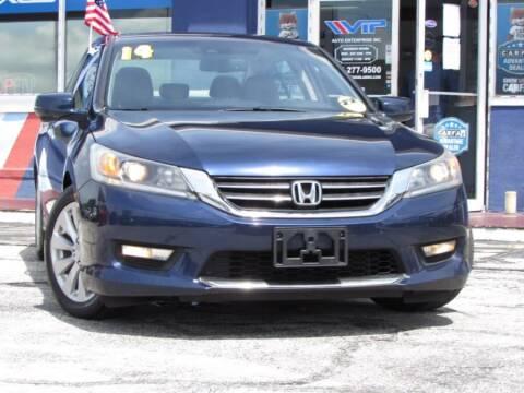 2014 Honda Accord for sale at VIP AUTO ENTERPRISE INC. in Orlando FL