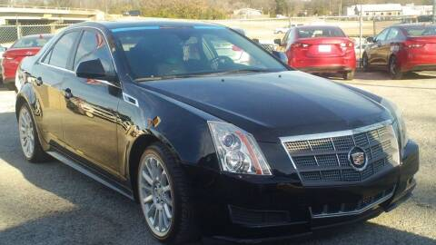 2013 Cadillac CTS for sale at Global Vehicles,Inc in Irving TX