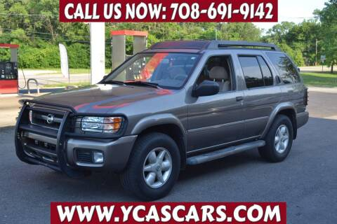 2002 Nissan Pathfinder for sale at Your Choice Autos - Crestwood in Crestwood IL