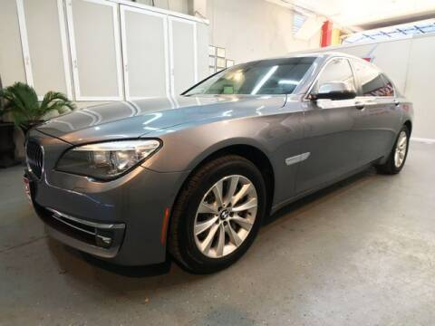 2014 BMW 7 Series for sale at LUNA CAR CENTER in San Antonio TX