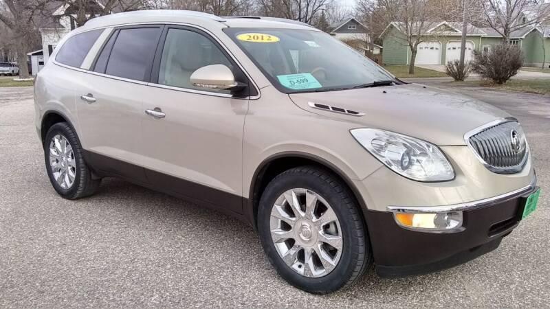 2012 Buick Enclave for sale at Unzen Motors in Milbank SD