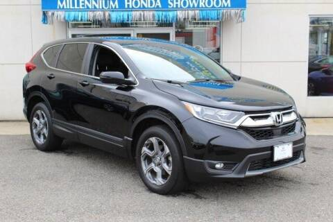 2017 Honda CR-V for sale at MILLENNIUM HONDA in Hempstead NY