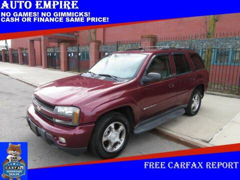 2004 Chevrolet TrailBlazer for sale at Auto Empire in Brooklyn NY