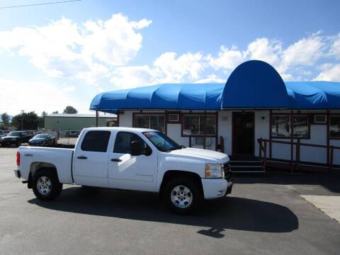 2011 Chevrolet Silverado 1500 for sale at Jim's Cars by Priced-Rite Auto Sales in Missoula MT