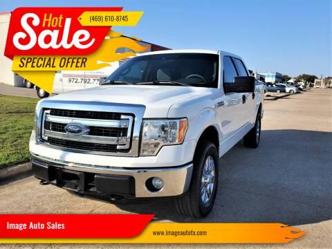 2014 Ford F-150 for sale at Image Auto Sales in Dallas TX