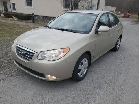 2009 Hyundai Elantra for sale at Wallet Wise Wheels in Montgomery NY