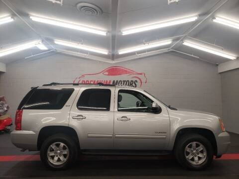 2012 GMC Yukon for sale at Premium Motors in Villa Park IL