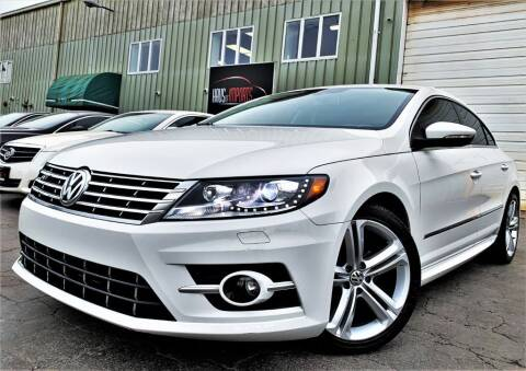 2013 Volkswagen CC for sale at Haus of Imports in Lemont IL