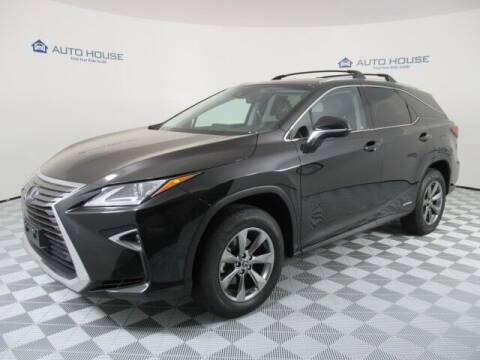 2018 Lexus RX 450hL for sale at Curry's Cars Powered by Autohouse - Auto House Tempe in Tempe AZ