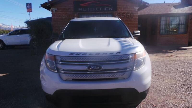 2013 Ford Explorer for sale at Auto Click in Tucson AZ
