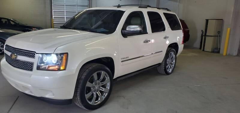 2011 Chevrolet Tahoe for sale at Klika Auto Direct LLC in Olathe KS