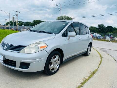 2007 Nissan Versa for sale at Xtreme Auto Mart LLC in Kansas City MO