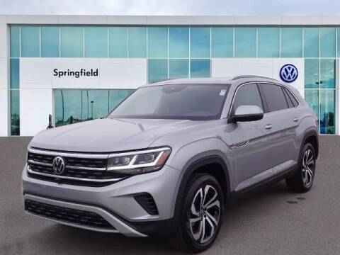 2021 Volkswagen Atlas Cross Sport for sale at Napleton Autowerks in Springfield MO