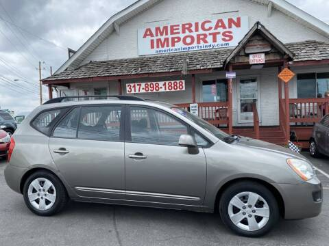 2009 Kia Rondo for sale at American Imports INC in Indianapolis IN