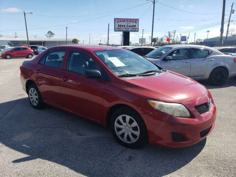2009 Toyota Corolla for sale at Jamrock Auto Sales of Panama City in Panama City FL