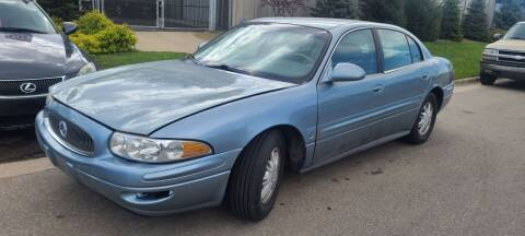 2003 Buick LeSabre for sale at Steve's Auto Sales in Madison WI