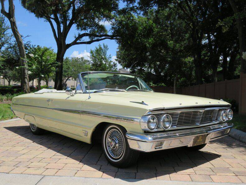 1964 Ford Galaxie for sale in Lakeland, FL