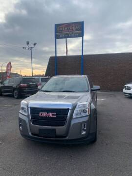 2012 GMC Terrain for sale at GREAT DEAL AUTO SALES in Center Line MI