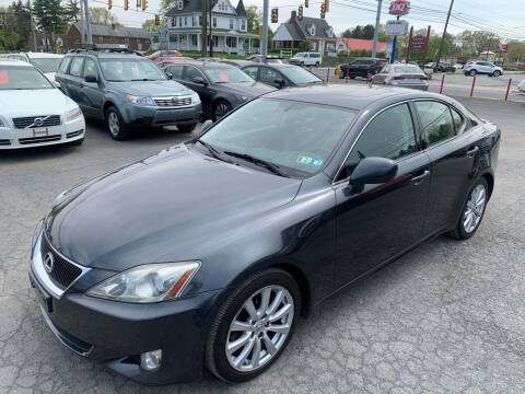 2006 Lexus IS 250 for sale at Masic Motors, Inc. in Harrisburg PA
