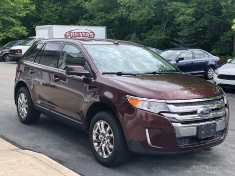2012 Ford Edge for sale at Elite Auto Sales in North Dartmouth MA