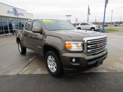 2016 GMC Canyon for sale at Show Me Auto Mall in Harrisonville MO