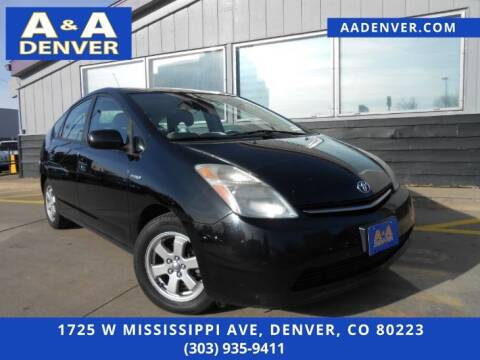 2008 Toyota Prius for sale at A & A AUTO LLC in Denver CO