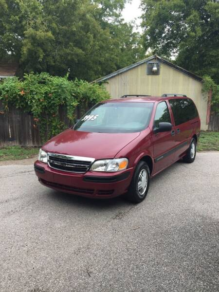 The Best 2004 Chevrolet Venture Ls