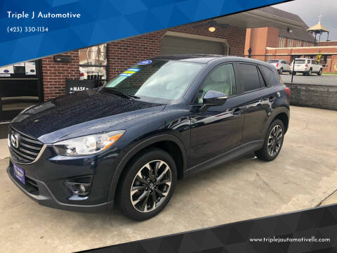 2016 Mazda CX-5 for sale at Triple J Automotive in Erwin TN