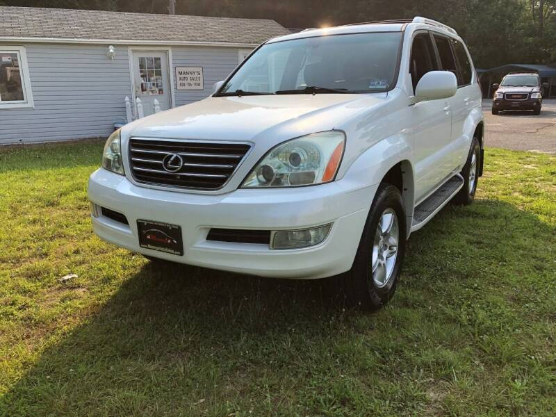 2005 Lexus GX 470 for sale at Manny's Auto Sales in Winslow NJ