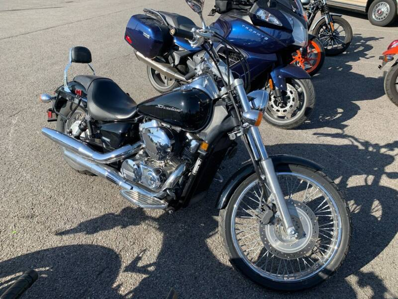 2009 Honda Shadow Spirit for sale at Dan Powers Honda Motorsports in Elizabethtown KY