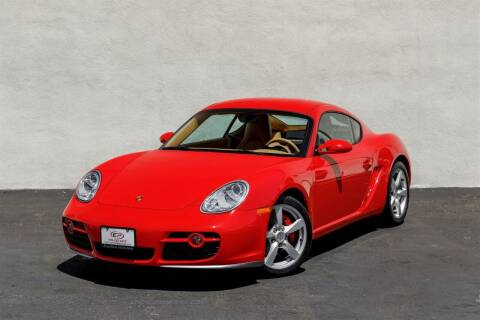 2006 Porsche Cayman for sale at Nuvo Trade in Newport Beach CA