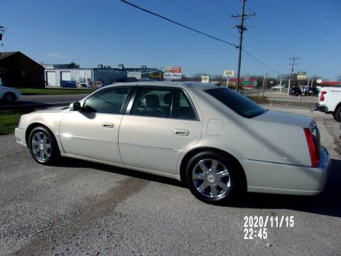 2007 Cadillac DTS for sale at HIGHWAY 42 CARS BOATS & MORE in Kaiser MO