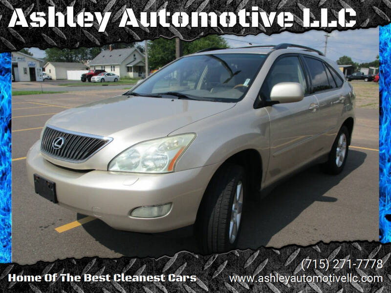2004 Lexus RX 330 for sale at Ashley Automotive LLC in Altoona WI