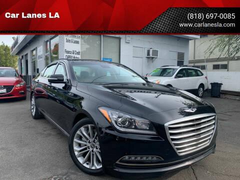 2016 Hyundai Genesis for sale at Car Lanes LA in Valley Village CA