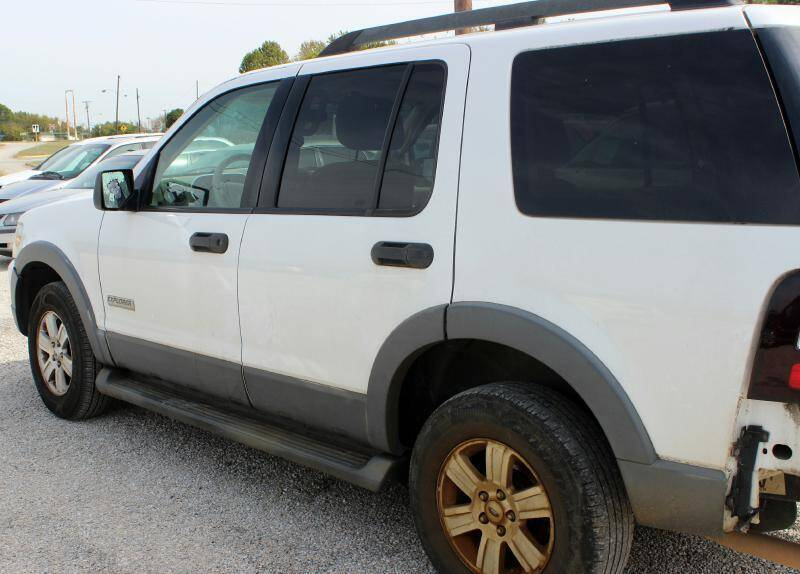 2006 Ford Explorer for sale at Brannan Auto Sales in Gainesville TX