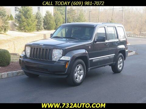 2010 Jeep Liberty for sale at Absolute Auto Solutions in Hamilton NJ