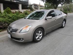 2008 Nissan Altima for sale at Inspec Auto in San Jose CA