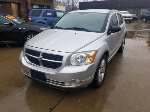 2010 Dodge Caliber for sale at Madison Motor Sales in Madison Heights MI