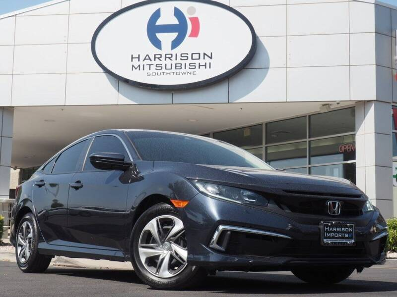 2019 Honda Civic for sale at Harrison Imports in Sandy UT