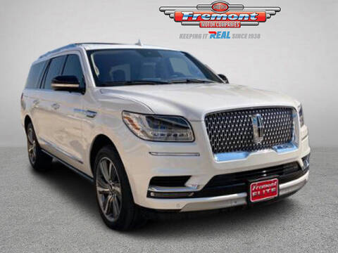 2019 Lincoln Navigator L for sale at Rocky Mountain Commercial Trucks in Casper WY