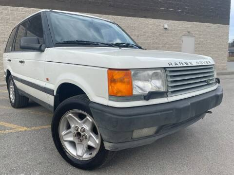 1998 Land Rover Range Rover for sale at Trocci's Auto Sales in West Pittsburg PA