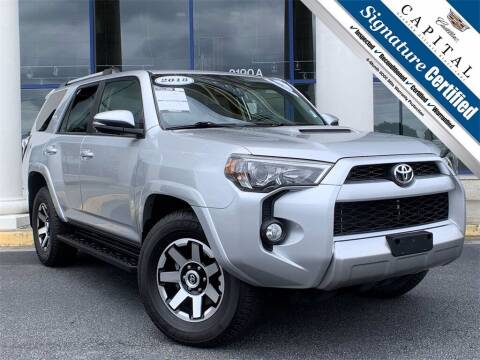 2018 Toyota 4Runner for sale at Southern Auto Solutions - Capital Cadillac in Marietta GA