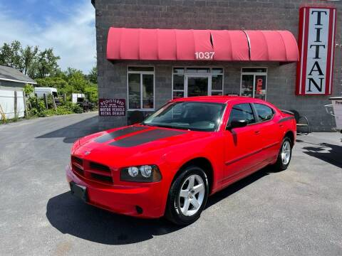 2008 Dodge Charger for sale at Titan Auto Sales LLC in Albany NY