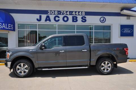 2018 Ford F-150 for sale at Jacobs Ford in Saint Paul NE