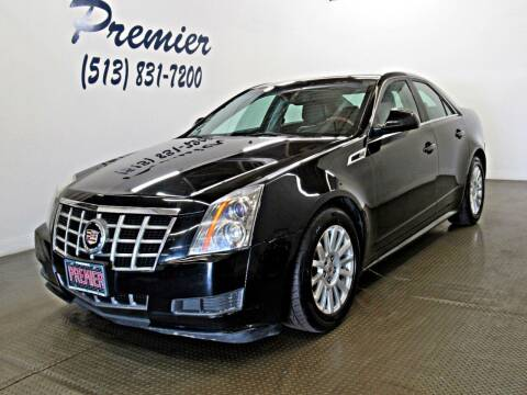 2012 Cadillac CTS for sale at Premier Automotive Group in Milford OH