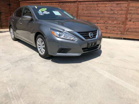 2016 Nissan Altima for sale at Speedway Motors TX in Fort Worth TX