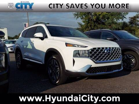 2022 Hyundai Santa Fe Plug-In Hybrid for sale at City Auto Park in Burlington NJ