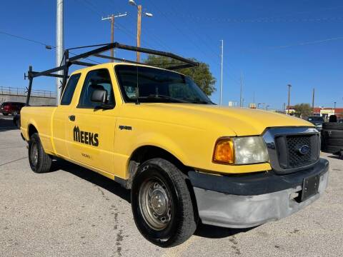 2005 Ford Ranger for sale at Eastside Auto Sales in El Paso TX