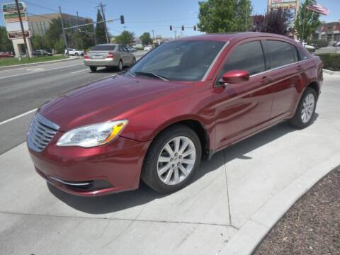 2011 Chrysler 200 for sale at Ideal Cars and Trucks in Reno NV