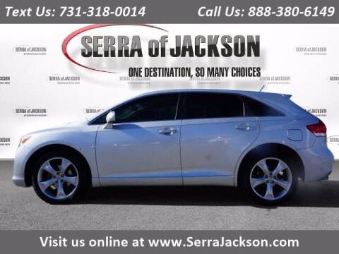 2011 Toyota Venza for sale at Serra Of Jackson in Jackson TN